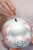 Piggybank Royalty Free Stock Photography