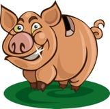 Piggybank Royalty-vrije Stock Foto's