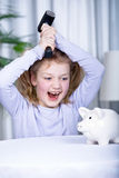 Piggybank Royalty Free Stock Images