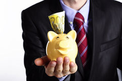 Piggybank Stock Photo
