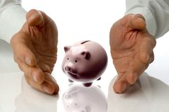 Piggybank Stock Afbeeldingen