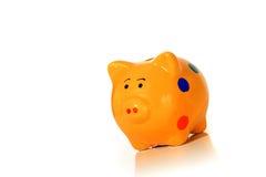 Free Piggybank. Royalty Free Stock Photography - 30505597