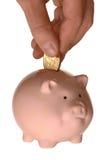 Piggybank images libres de droits