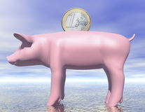 Piggybank Obrazy Stock
