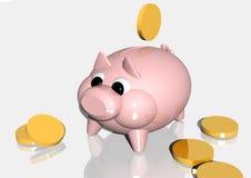 Piggybank Royalty Free Stock Images