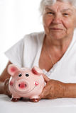 Piggybank Lizenzfreies Stockfoto