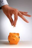 Piggybank. Royalty Free Stock Images