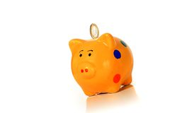 Piggybank. Stock Photos