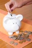 Piggybank savings Stock Photo