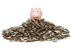 Piggybank Savings Royalty Free Stock Photos