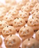 PiggyBank Sparungen lizenzfreie stockbilder