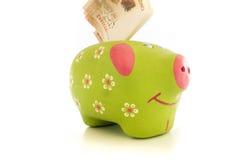 Piggybankcofrinho Stock Foto's