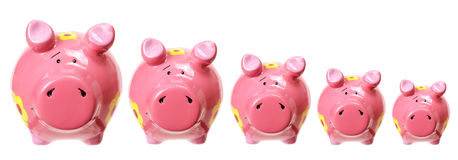Piggybanks Stock Photos