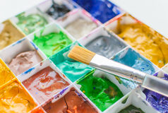 Pigment Royalty Free Stock Image