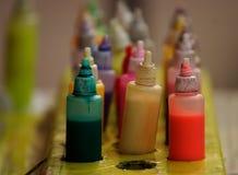 pigment Stock Photo
