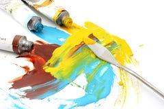Pigmenti Immagine Stock