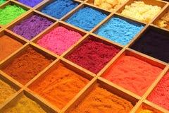 Pigmento Foto de archivo libre de regalías