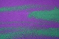Pigmentos coloridos y texturas del fondo de la sal Imagen de archivo libre de regalías