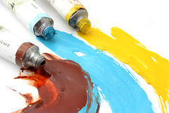 Pigments Stock Photos