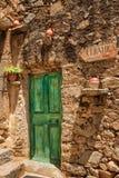 Pigna (Cosica, Frankrike) arkivfoto