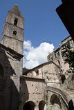 Pigna old village, Imperia Province - Italy Royalty Free Stock Image