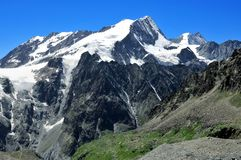 Pigne d'Arolla Royalty Free Stock Photography