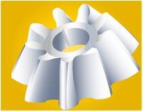 pignon stock illustratie