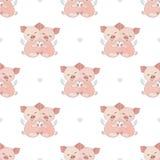 2018 01 12_Pigs Illustrazione Vettoriale