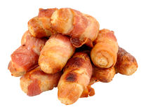 Pigs In Blankets Royalty Free Stock Photography