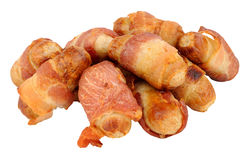 Pigs In Blankets Royalty Free Stock Image