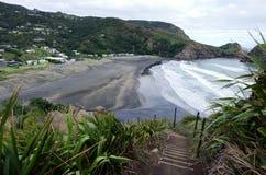 Piha - Νέα Ζηλανδία Στοκ εικόνα με δικαίωμα ελεύθερης χρήσης
