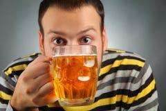 Pijący Zdjęcia Stock