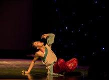 pijaństwo magia Ma chińczyka klasyczny taniec obraz royalty free