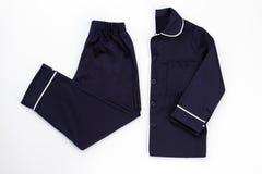 Pijama clássico do estilo para homens foto de stock