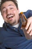 pijany mężczyzna Zdjęcie Royalty Free