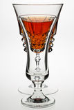 pije szkła Obraz Royalty Free
