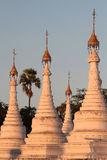 Pijlen van Sanda Muni-pagode Stock Foto