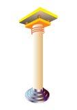 Pijler Stock Afbeelding