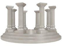 Pijler royalty-vrije stock afbeelding