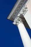 Pijler in klassiek type royalty-vrije stock fotografie