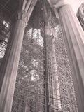 Pijlers Royalty-vrije Stock Foto's