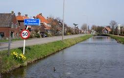 Pijnacker Nederländerna Royaltyfri Fotografi