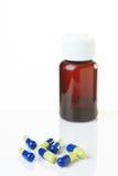 pijnstillers Stock Foto's