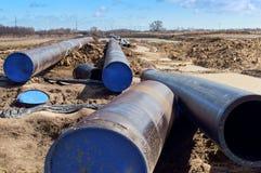 Pijp, gas, de industriële industrie, pijpleiding, energie, buis, technologie, brandstof, olie stock fotografie