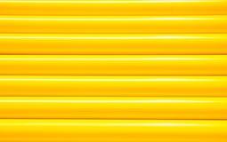 Pijp van het textuur de gele ijzer Royalty-vrije Stock Afbeelding