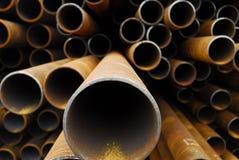 Pijpen Stock Foto's