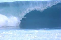 Pijpleiding Surfer Royalty-vrije Stock Afbeeldingen