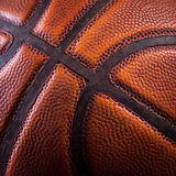 Piłka dla koszykówki Zdjęcie Royalty Free