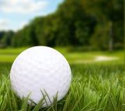 piłka golf Obrazy Stock