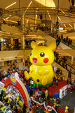 Pikachu Ballon Lizenzfreie Stockfotos
